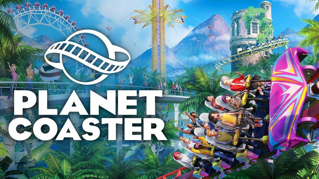 Planet Coaster: la varietà delle attrazioni in nuovi screenshot