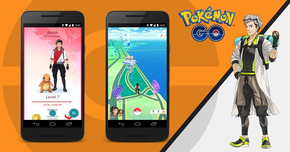 Pokémon GO si aggiorna e introduce il Buddy Pokémon: ecco il changelog ufficiale