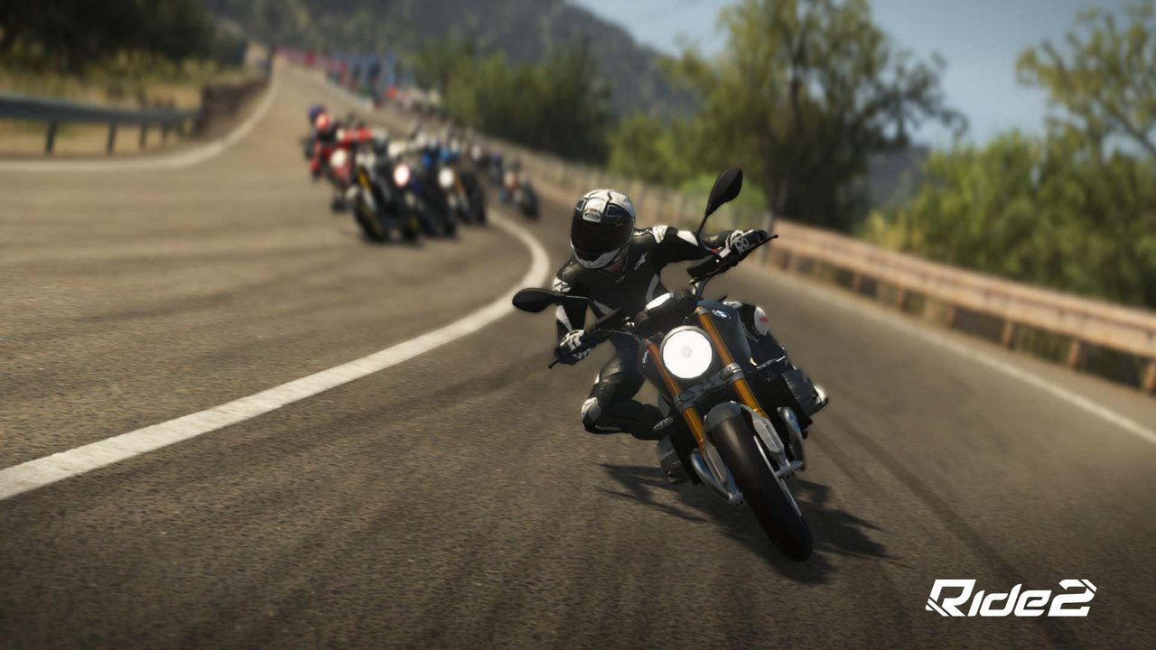 RIDE 2, il nuovo video illustra le moto e i tracciati