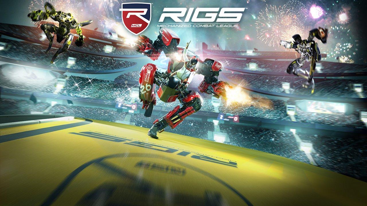 RIGS: Mechanized Combat League – immagini e video sulle abilità dei mech Rigs