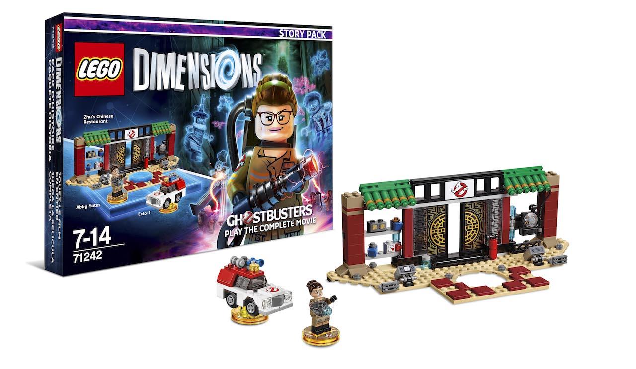 LEGO Dimensions, arrivano Ghostbusters e Harry Potter: il trailer ufficiale