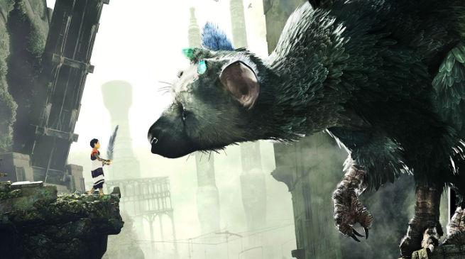 The Last Guardian in 20 minuti di video gameplay dal Tokyo Game Show