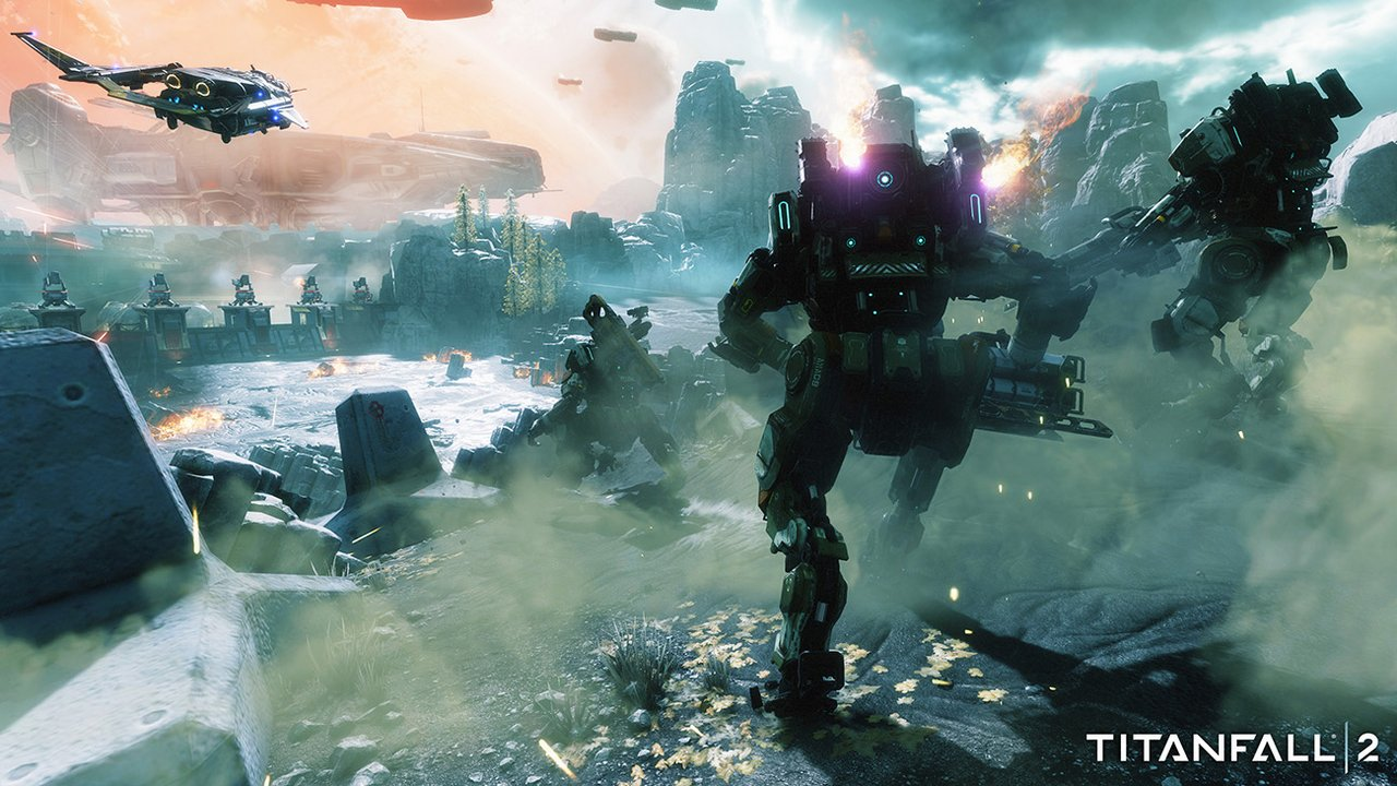 Titanfall 2: nuovo filmato dimostrativo sulle abilità dei Titani
