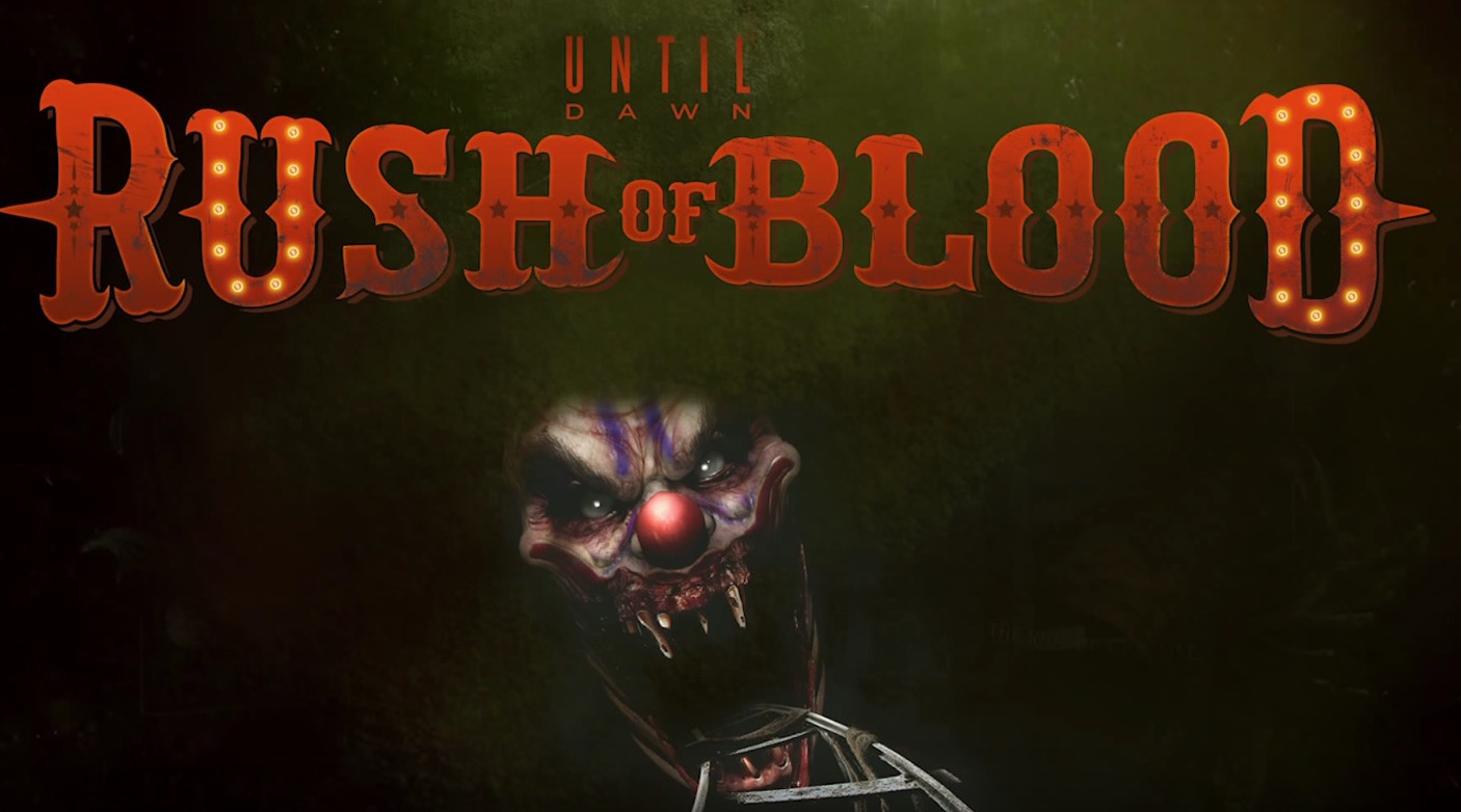 Until Dawn: Rush of Blood, un nuovo video ci porta dietro le quinte