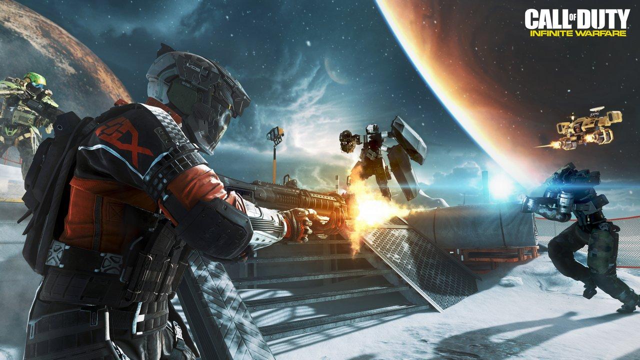Call of Duty: Infinite Warfare – ecco il trailer ufficiale della Beta multigiocatore