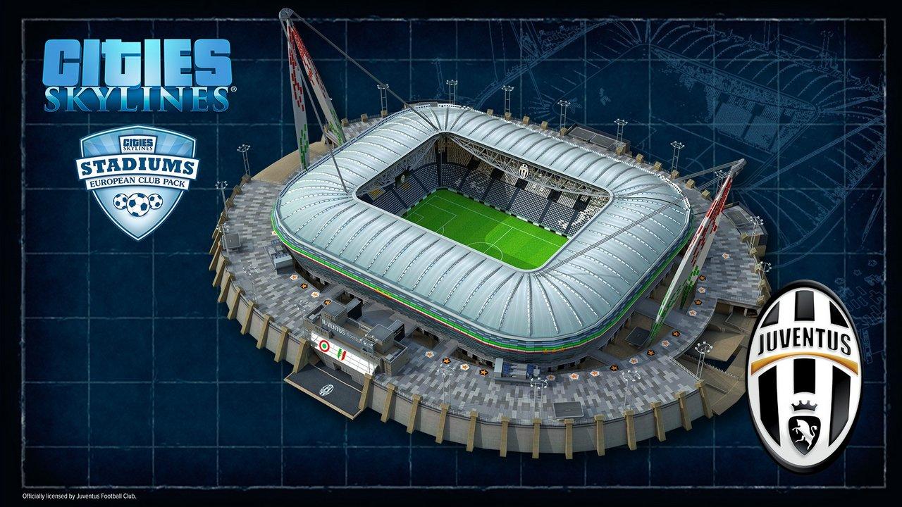 Cities: Skylines – il nuovo DLC aggiunge gli stadi di Barcellona, Juventus, Chelsea e PSG