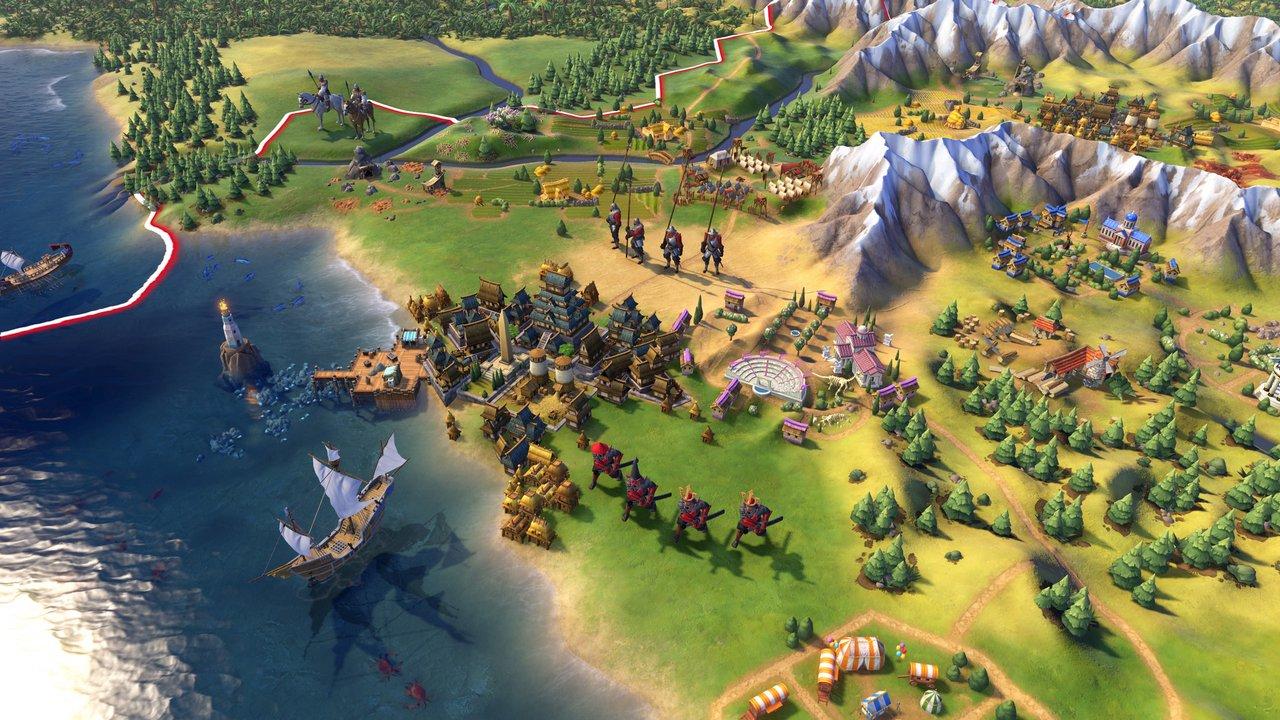 Civilization VI: Firaxis Games aiuta i neofiti della serie con sei videoguide