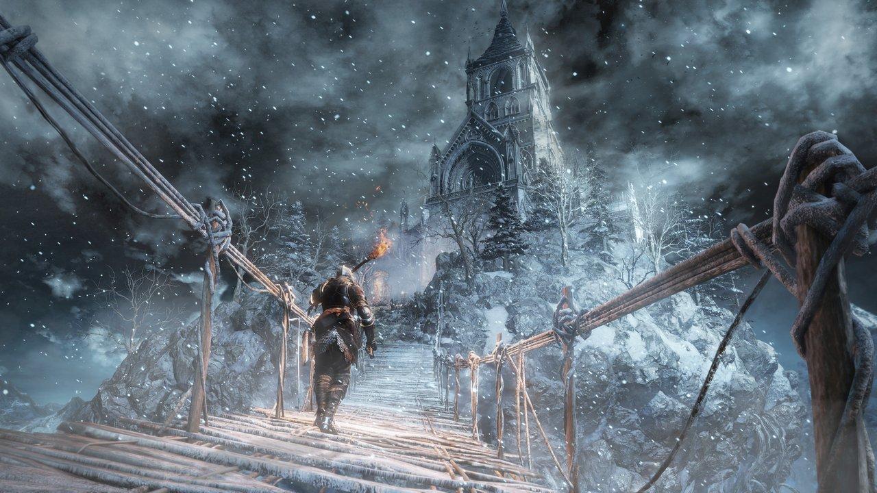 Dark Souls III: l'espansione Ashes of Ariandel è disponibile su PC, PS4 e Xbox One
