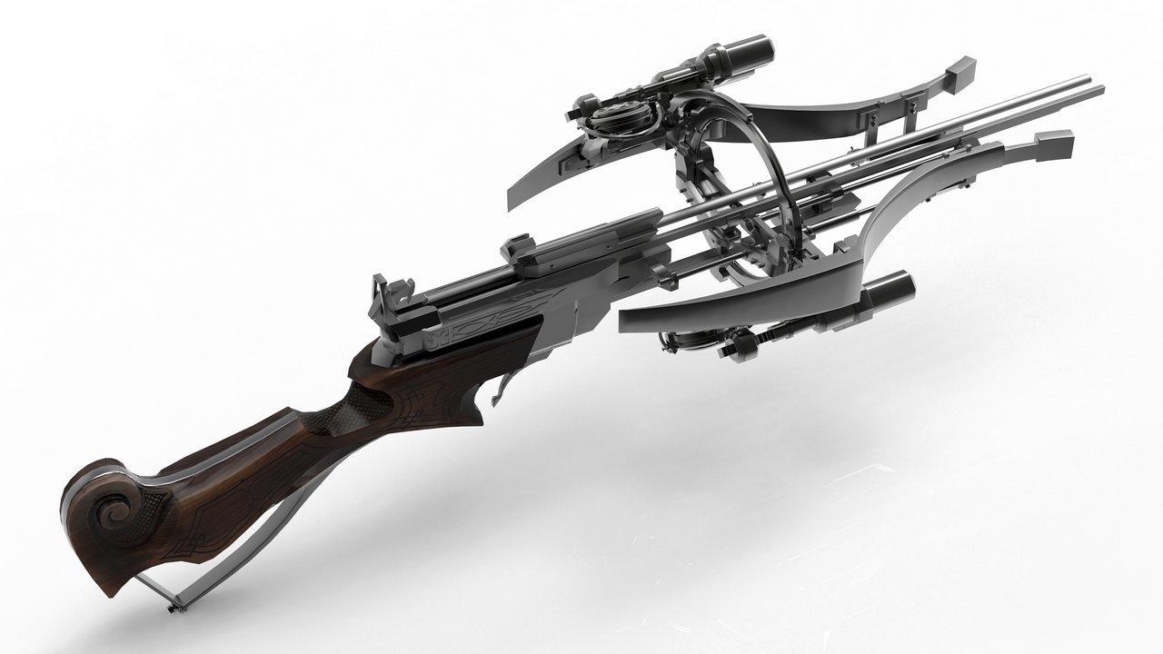 Dishonored 2: nuovi bozzetti preparatori su armi, gadget e abilità