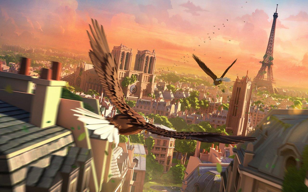 Eagle Flight, il trailer '101' illustra la storia e le meccaniche di gioco