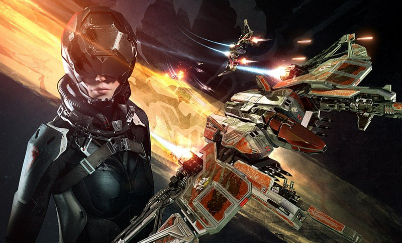 EVE: Valkyrie per PlayStation VR si lancia in foto e video su PS4