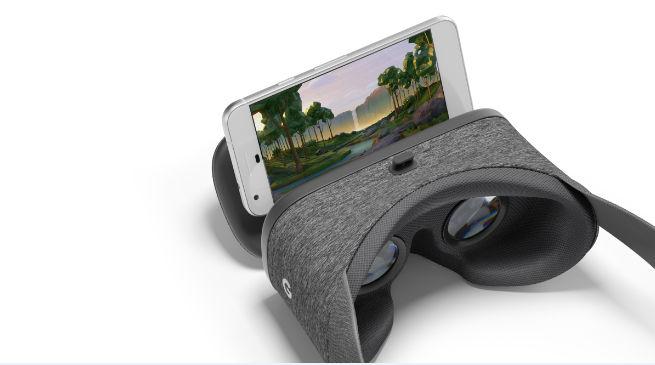 Daydream View: il visore VR di Google si presenta in video
