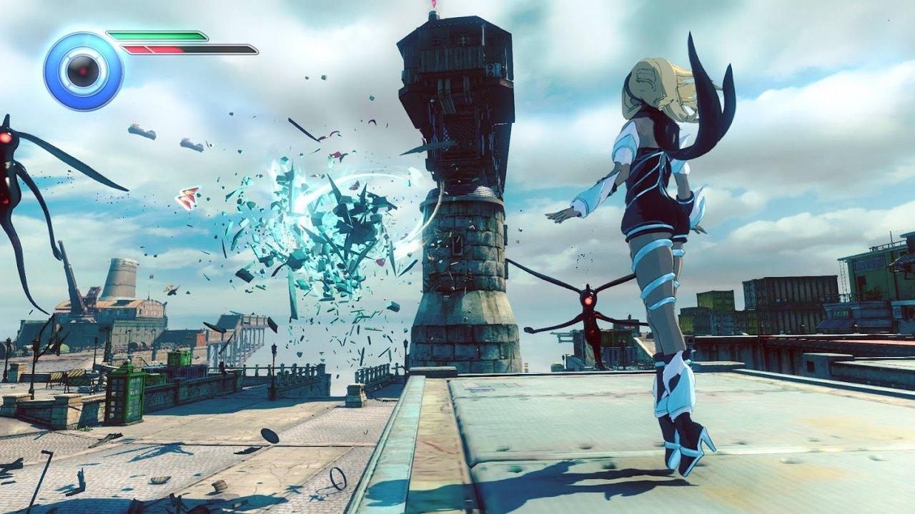 Gravity Rush 2: nemici, poteri di Kat e ambientazioni in nuove immagini