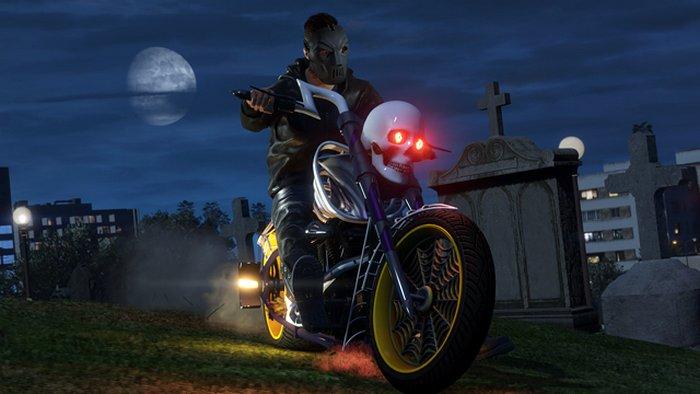 GTA Online: ecco tutte le novità dell'update di Halloween