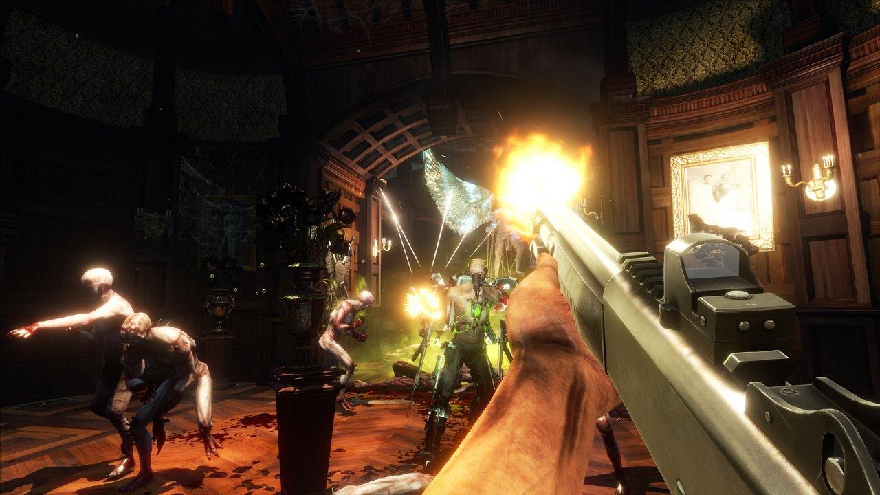 Killing Floor 2: nuove immagini e scene di gioco dalla versione PS4 Pro
