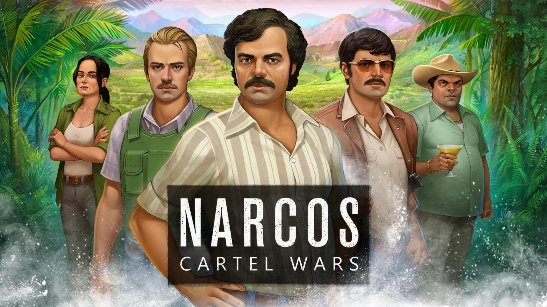 Narcos: Cartel Wars, la guerra di Pablo Escobar è anche su iOS e Android