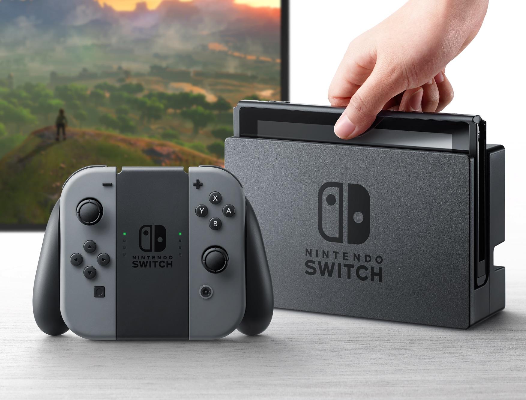 Nintendo Switch, nuovi dettagli durante l'evento del 13 Gennaio 2017