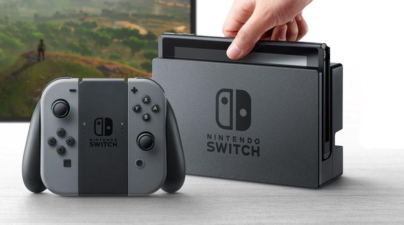 Nintendo Switch: ecco il trailer di presentazione e le prime immagini