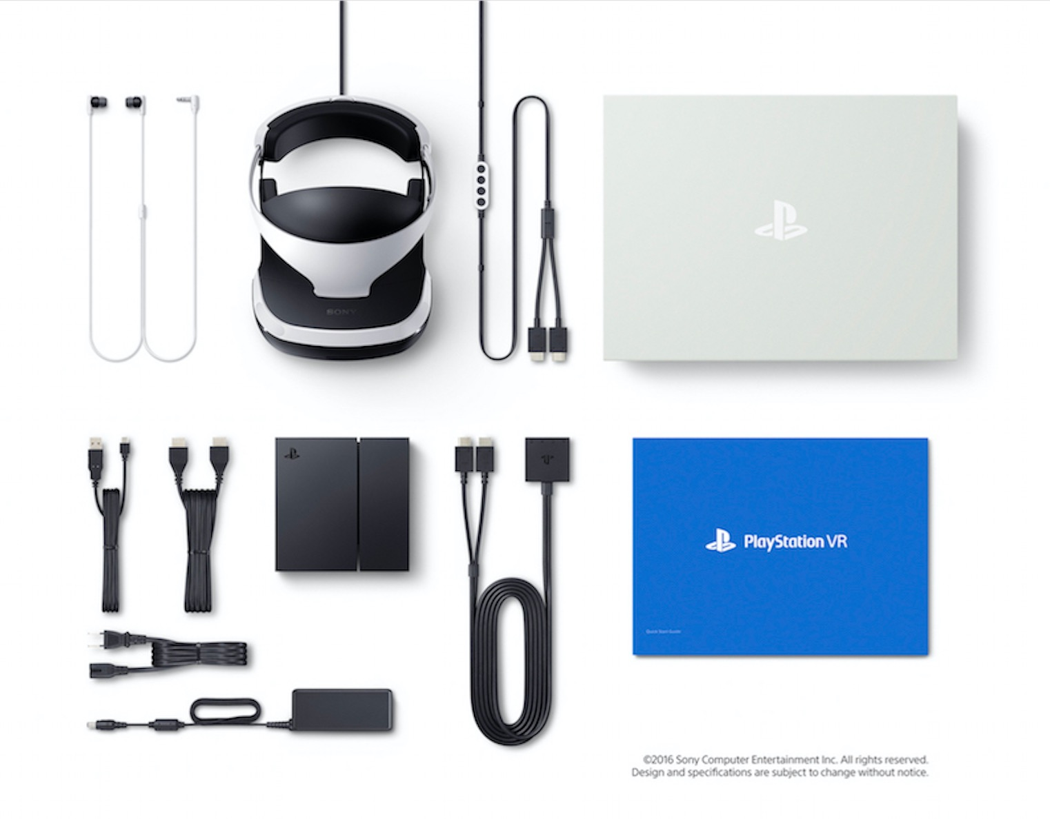 PlayStation VR: ecco l'unboxing ufficiale – VIDEO