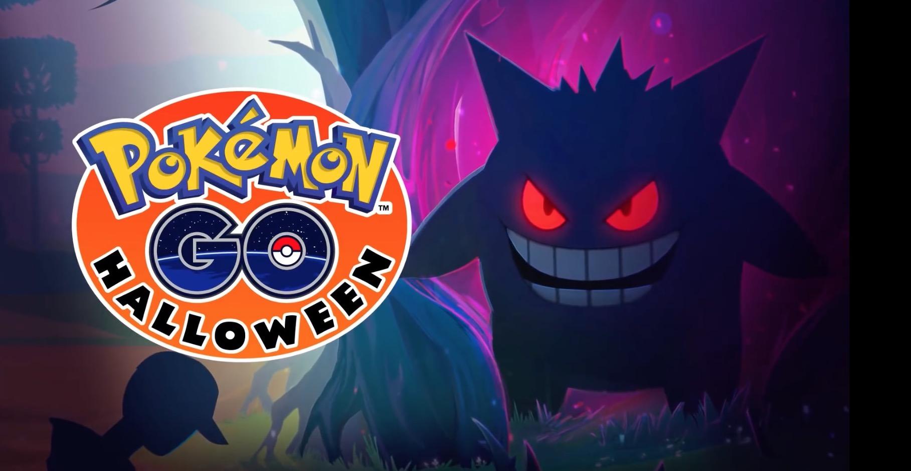 Pokémon Go annuncia il primo evento in-game per Halloween