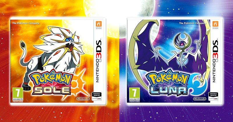 Pokémon Sole e Luna, l'ultimo video ci mostra nuovi Pokémon e Allenatori
