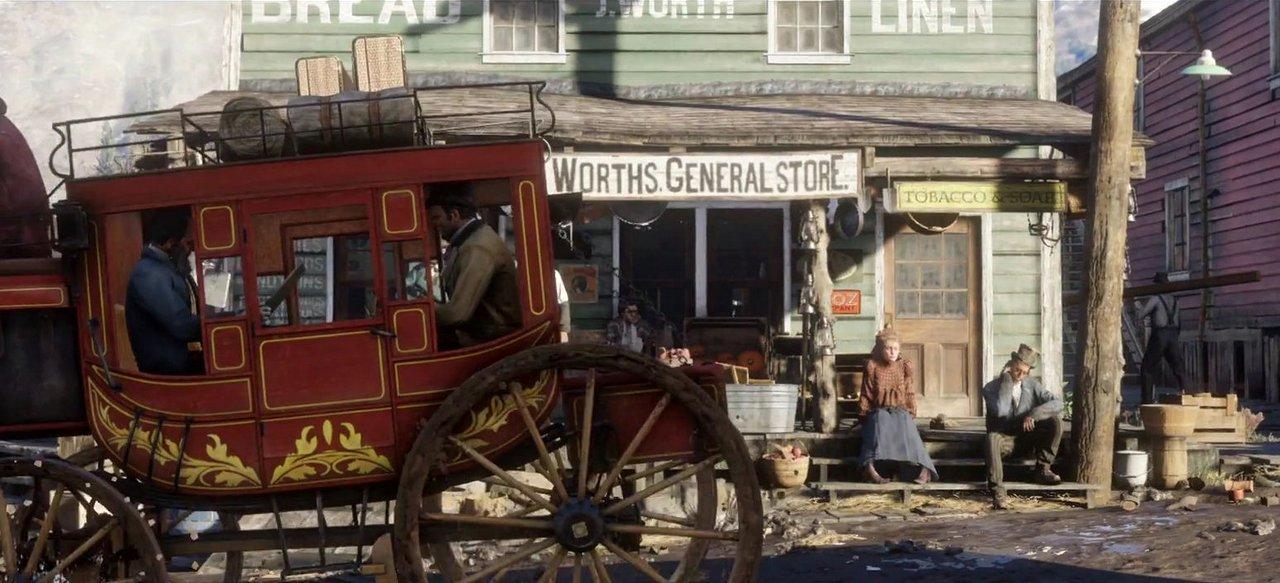 Red Dead Redemption 2:  gli aggiornamenti sui contenuti online usciranno prima su PS4