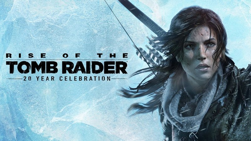 Rise of the Tomb Raider: 20 Year Celebration – trailer di lancio e nuove immagini
