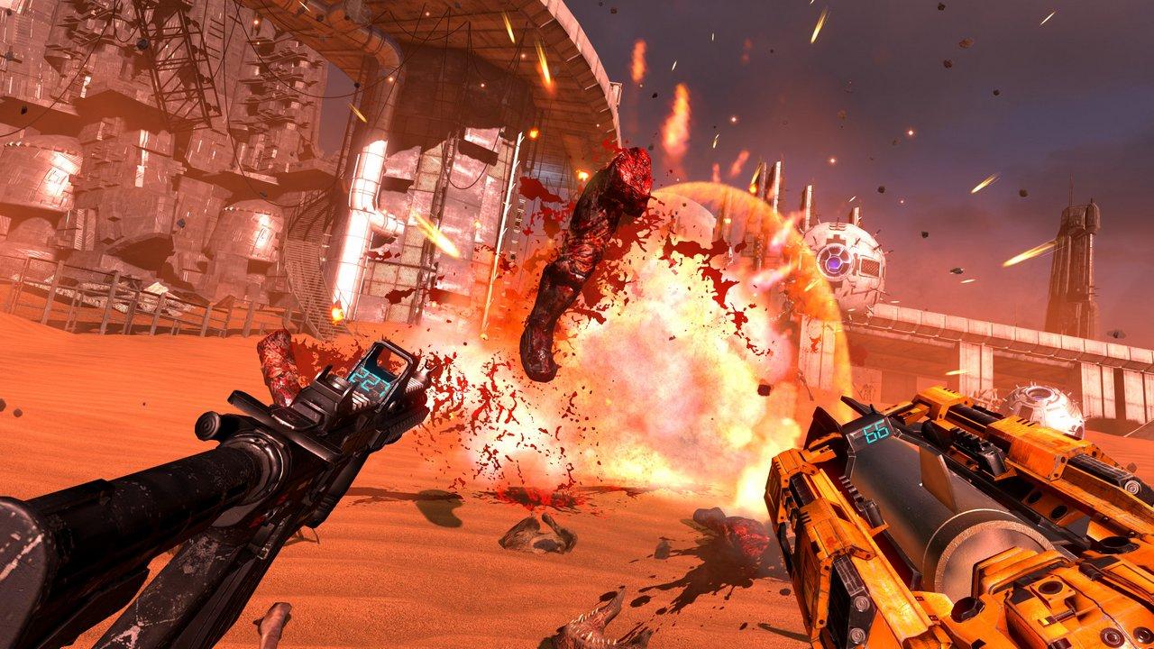 Serious Sam VR: The Last Hope – svelata la data di uscita su Steam della versione Early Access