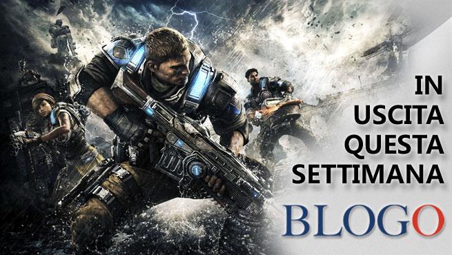 Videogiochi in uscita dal 10 al 16 ottobre: Gears of War 4, Skylanders Imaginators, Rise of the Tomb Raider 20 Year Celebration