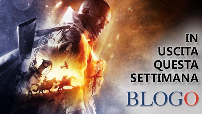 Videogiochi in uscita dal 17 al 23 ottobre: Battlefield 1, Civilization VI, Eagle Flight