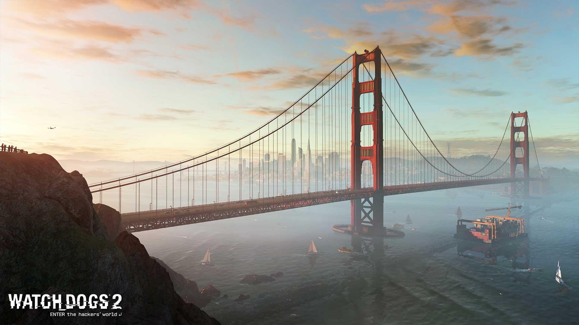 """Watch Dogs 2, un assaggio di free roaming con il trailer """"Benvenuti a San Francisco"""""""