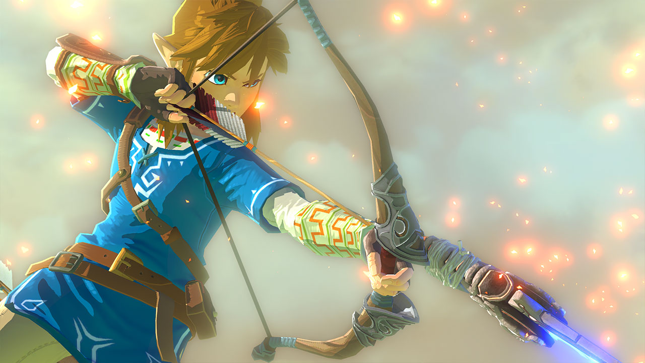 The Legend of Zelda: Breath of the Wild – poker di video su Nintendo Switch
