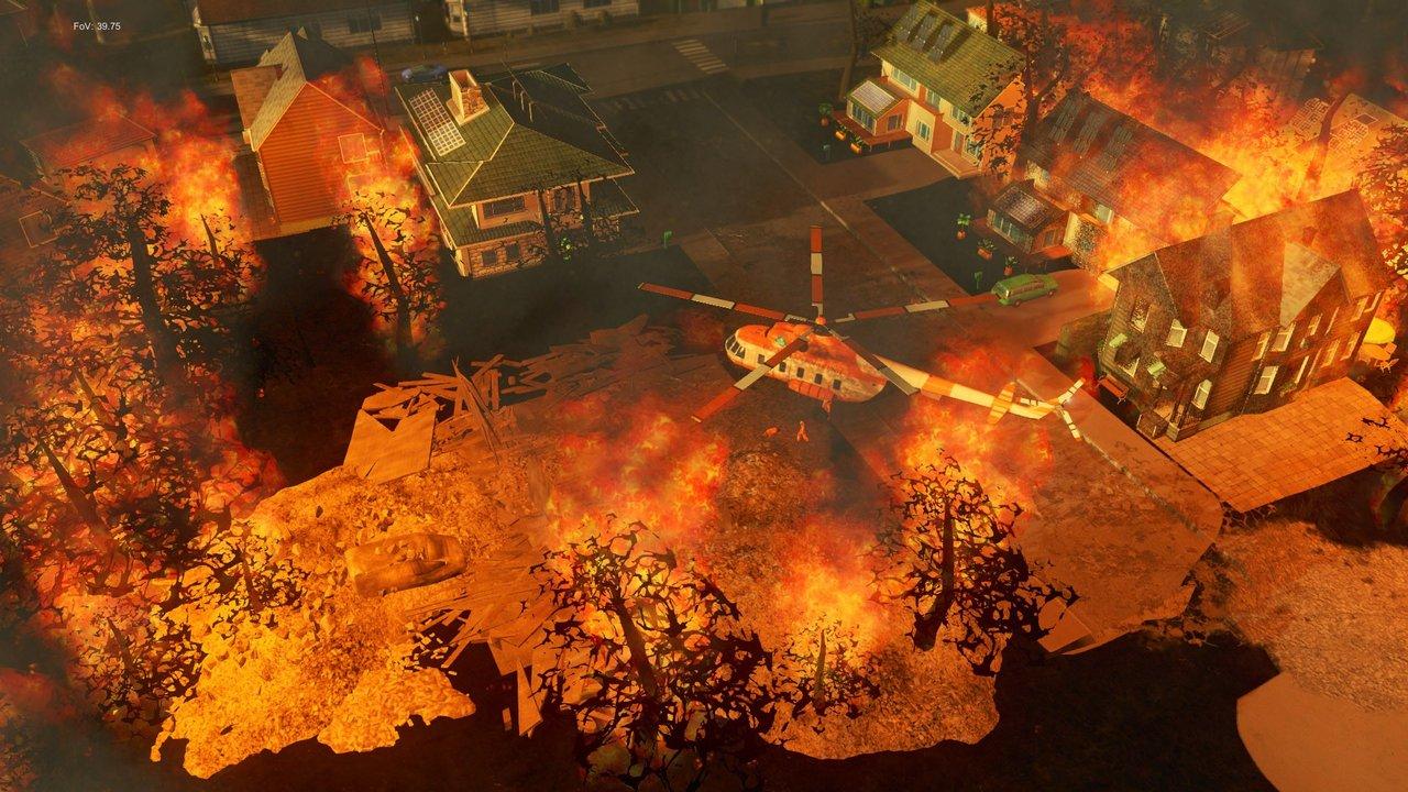 Cities Skylines: immagini e video di lancio dell'espansione Natural Disasters
