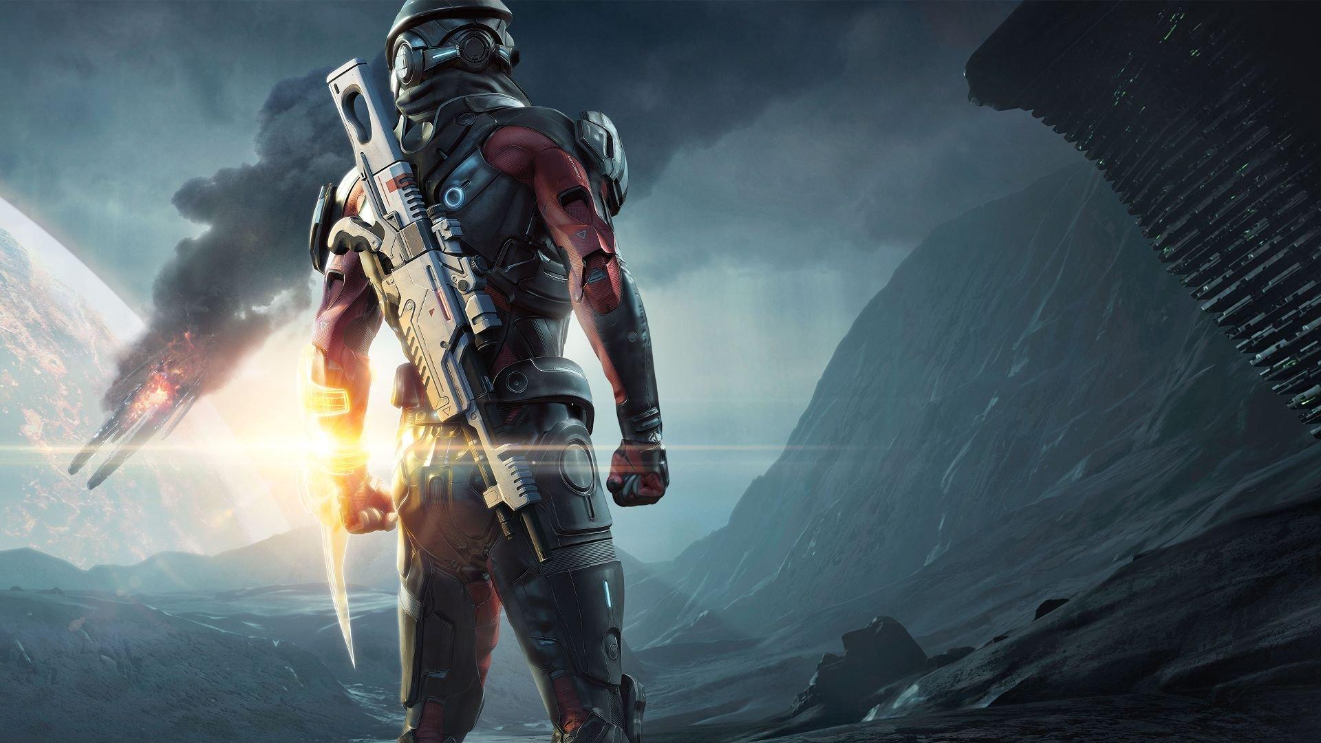 Mass Effect: Andromeda – nuove immagini, scene di gioco e informazioni per l'N7 Day 2016