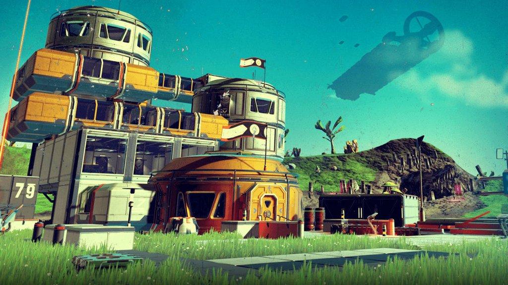 No Man's Sky: il Foundation Update è disponibile su PS4 e PC – ecco il trailer di lancio