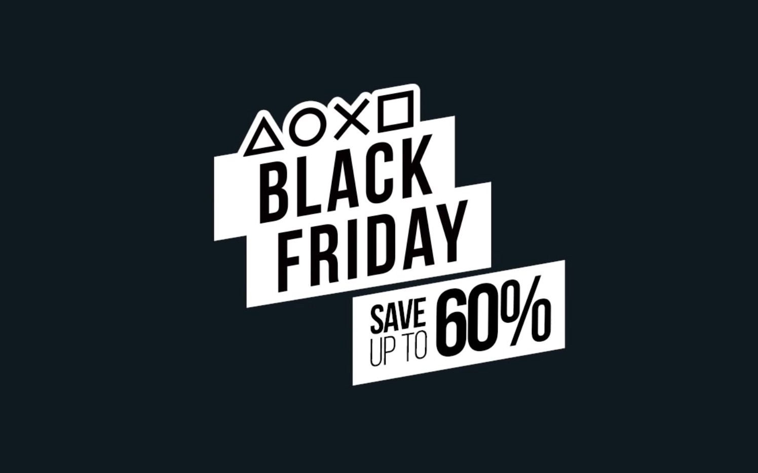 Black Friday 2016 sul PlayStation Store: sconti al via il 24 novembre