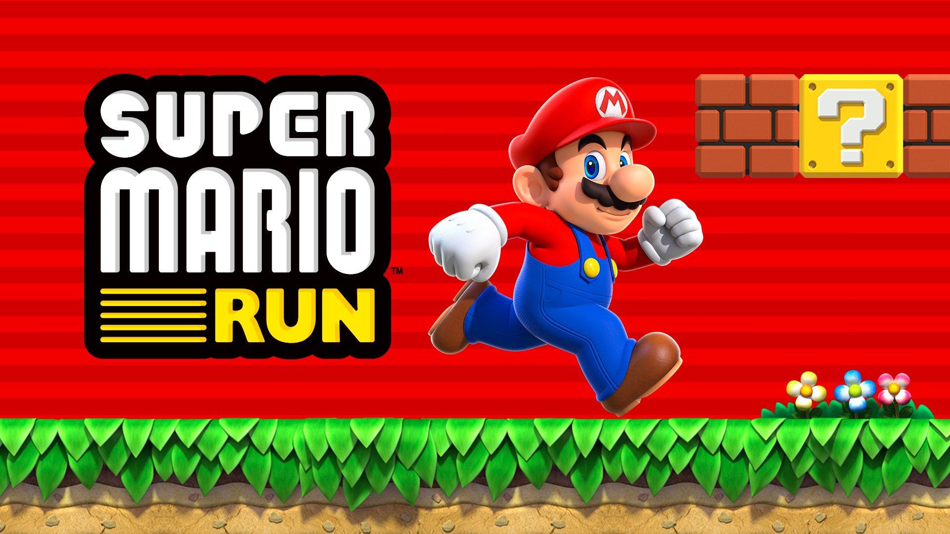 Super Mario Run sarà disponibile a dicembre