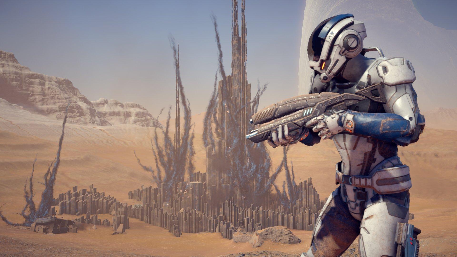 Mass Effect Andromeda: nuovi dettagli sul multiplayer