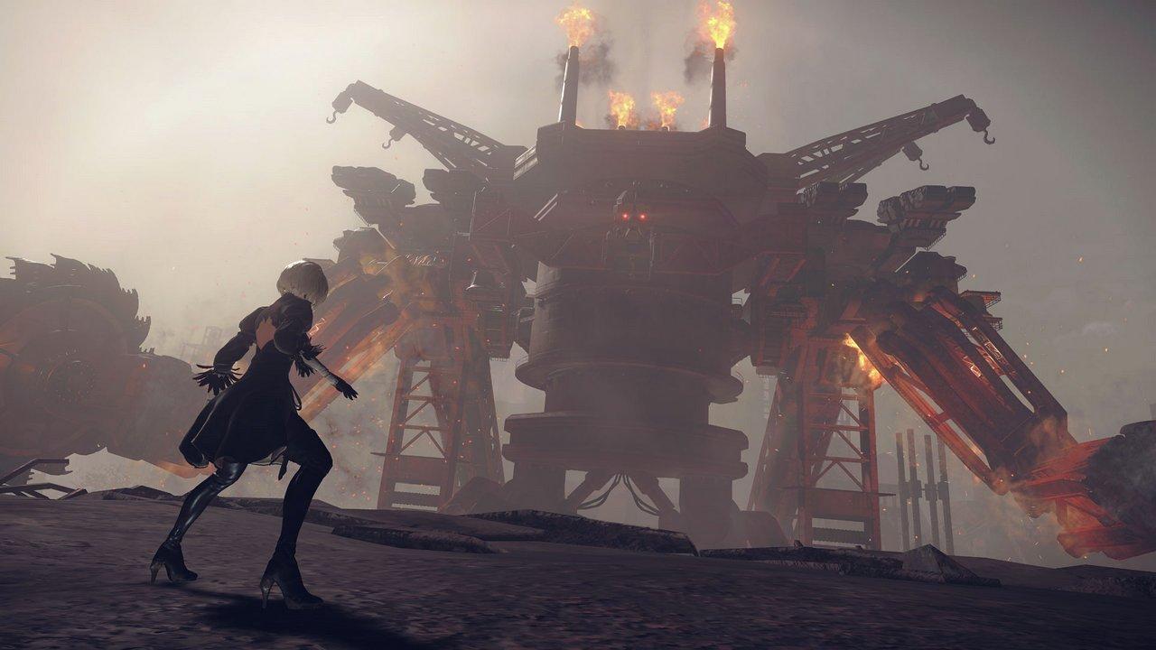 NieR: Automata – la demo è disponibile su PS4