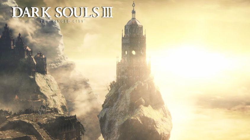 Dark Souls III: l'espansione The Ringed City si presenta in foto e video