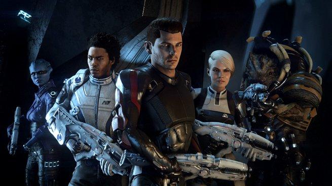 Mass Effect Andromeda: l'ultimo trailer ci porta su Nuova Terra
