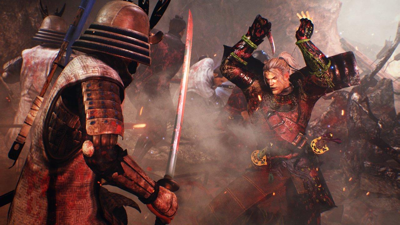 Nioh entra in fase Gold: nuove immagini sulla battaglia di Sekigahara