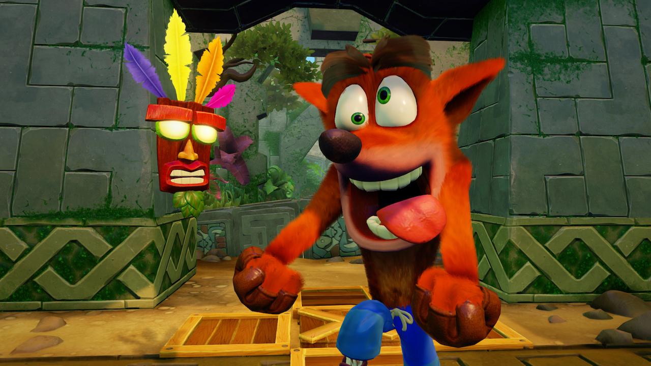 Crash Bandicoot: N. Sane Trilogy per PS4 ha una data di uscita