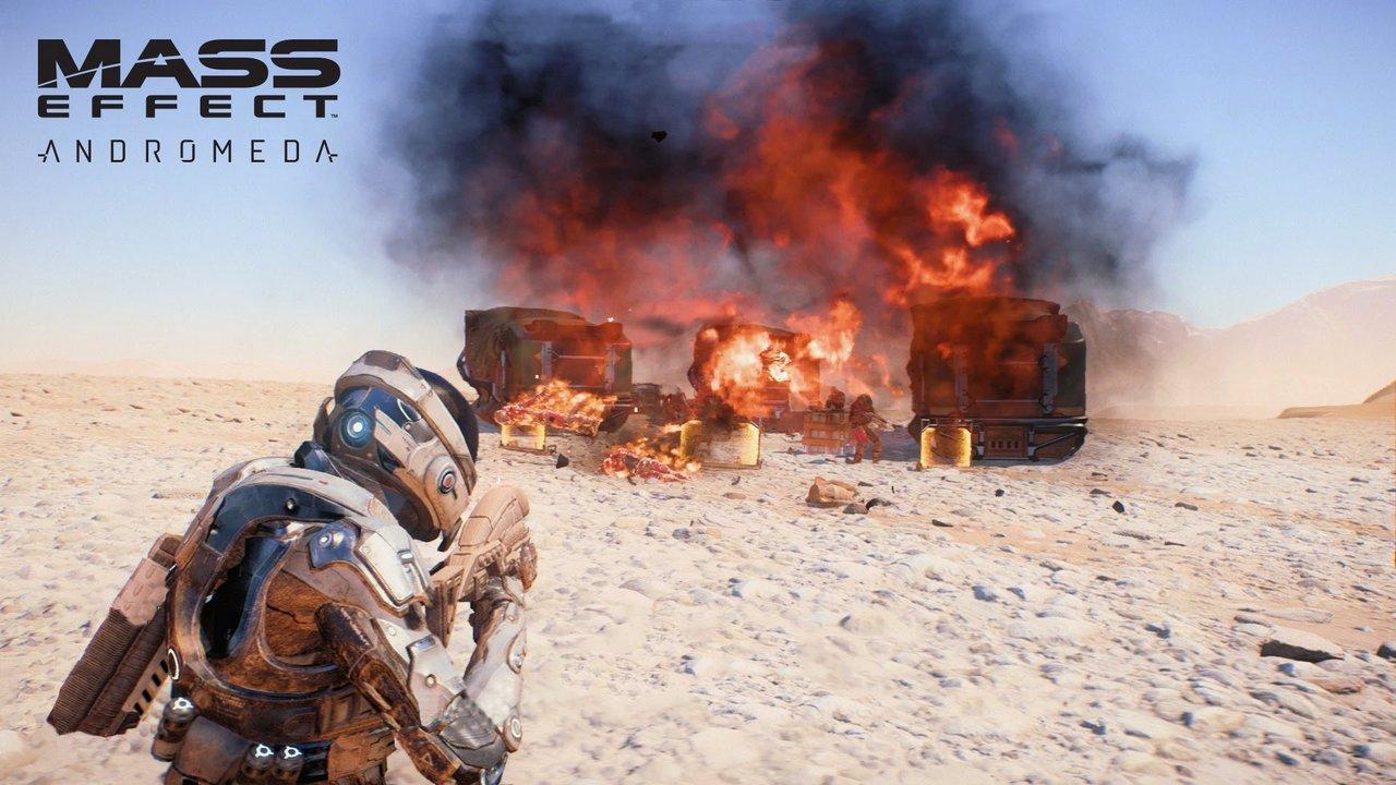 Mass Effect Andromeda: nuovo video dedicato al sistema di combattimento
