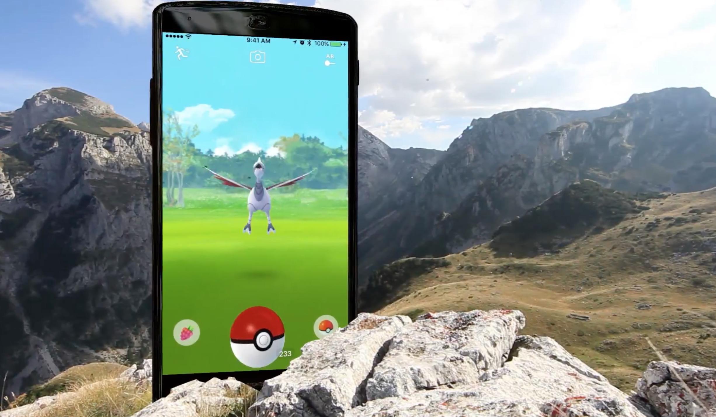 Pokémon GO si aggiorna: in arrivo più di 80 Pokémon, nuovo gameplay e nuove bacche