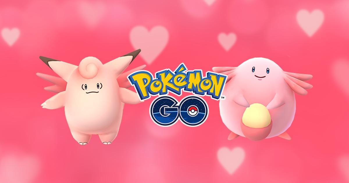 Pokémon Go, l'evento di San Valentino parte oggi: ecco cosa dobbiamo aspettarci