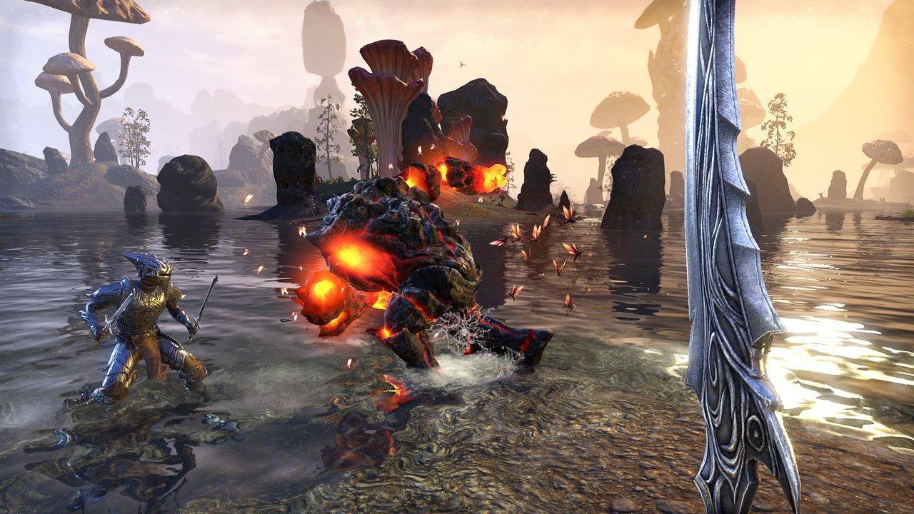 The Elder Scrolls Online: Morrowind – ecco le prime immagini e scene di gioco