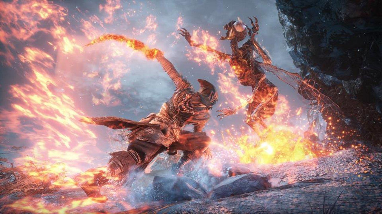 Dark Souls III: The Ringed City – nemici, ambientazioni e boss in immagini e video