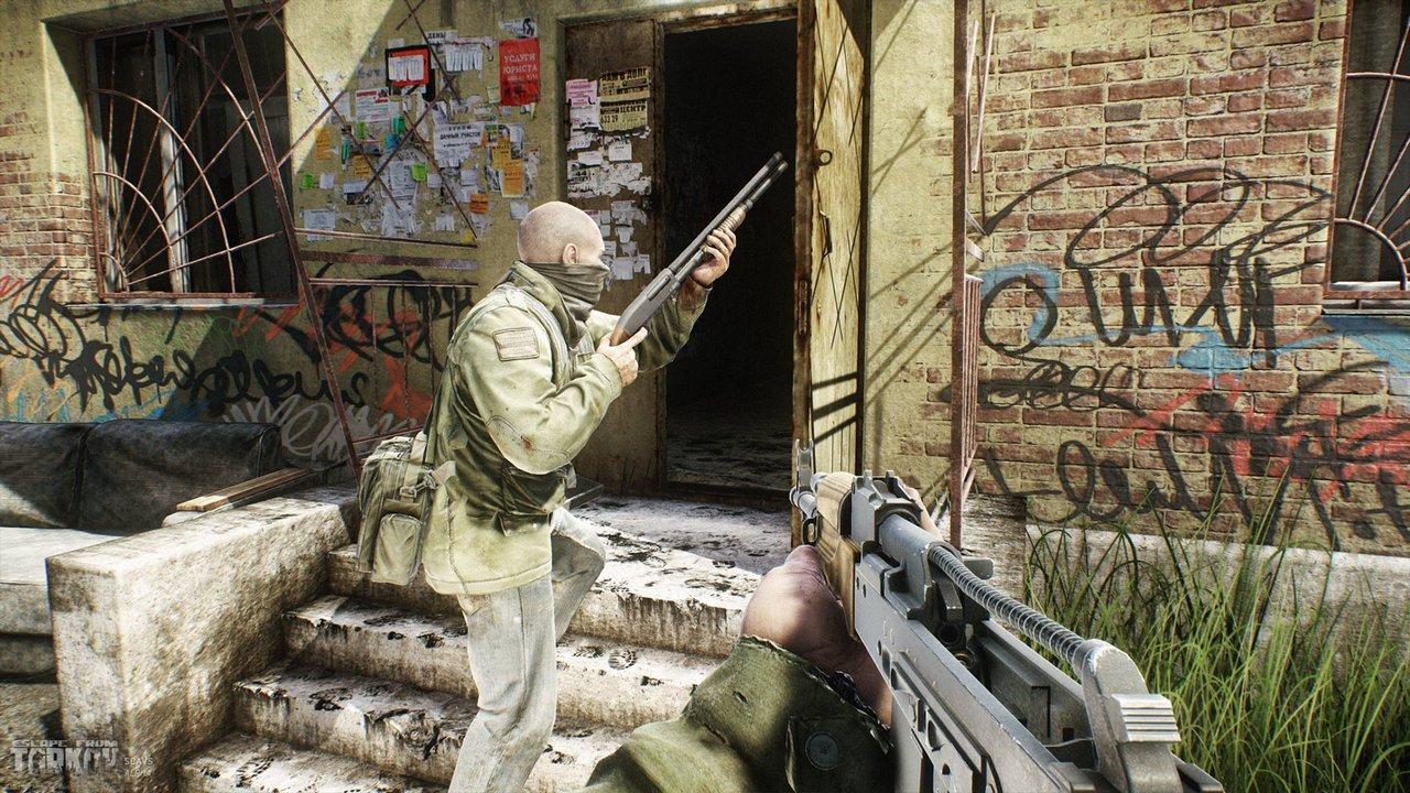 Escape from Tarkov: nuove immagini di gioco dalla Extended Alpha