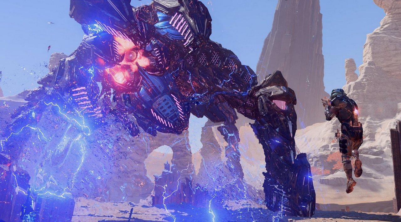 Mass Effect Andromeda: guarda le immagini e il video di lancio